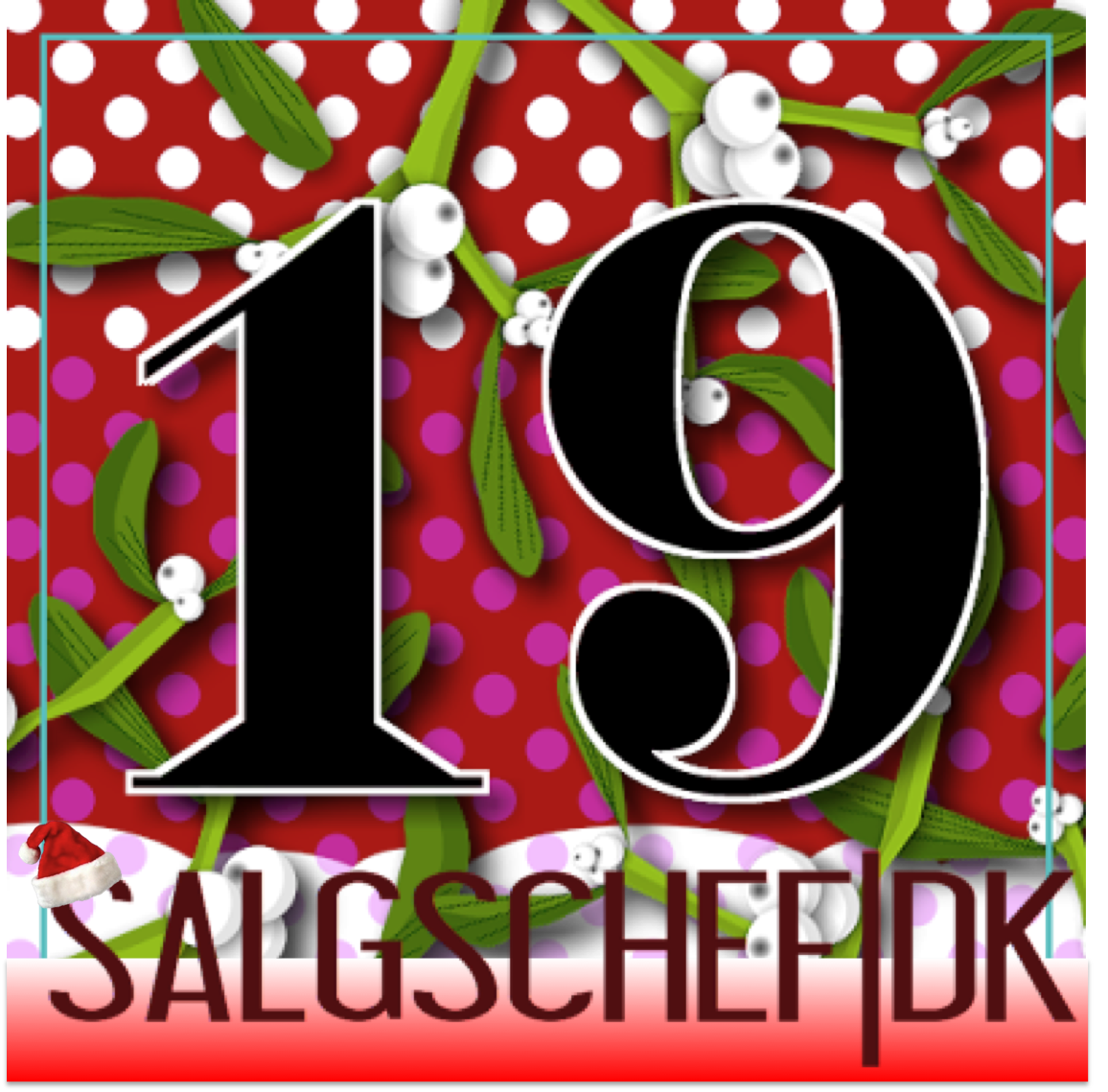 salgschef.dk julekalender 19 december