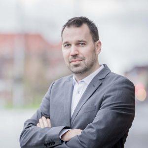 Jacob Handberg er manden bag SALGSCHEF|DK
